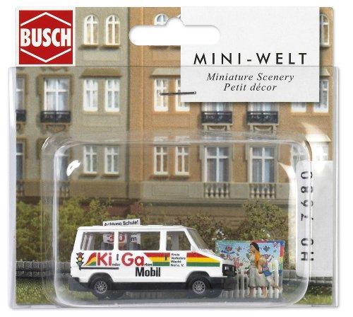 Busch 7680  - Mini-escena: picnic importado de Alemania