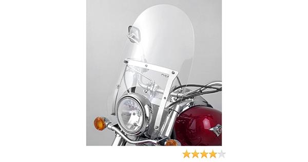 Windschutzscheibe Puig America I Klar Für Yamaha Vmax Xv 125 250 535 750 1100 Virago Xvs 250 650 1100 Drag Star Auto