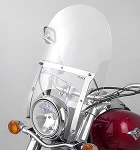Nevada 750 chiaro Parabrezza CW1 per Moto Guzzi California