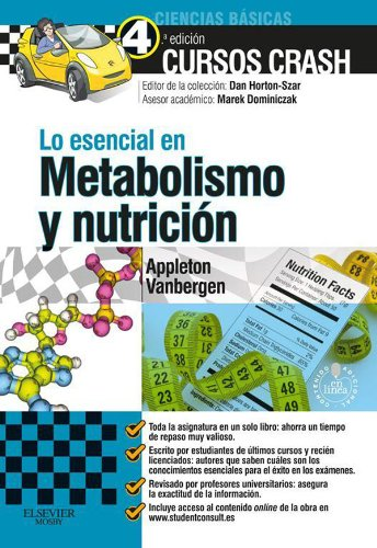 Lo esencial en Metabolismo y nutrición por Amber Appleton
