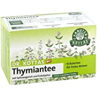 DR.KOTTAS Thymiantee mit Spitzweg.u.Eukalypt.Fbtl. 20 St Filterbeutel preisvergleich bei billige-tabletten.eu