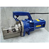 Gowe portatile idraulico ReBar cutter e manuale ReBar tagliatrice Electic ReBar cutter strumento automatico idraulico ReBar cutter per il taglio gamma barra d' acciaio 4–25mm - Idraulico Elettrico Rebar Cutter