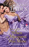 When the Marquess Was Mine: The Wagers of Sin (English Edition)