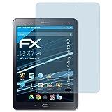 atFoliX Displayschutzfolie für Samsung Galaxy Tab S2 9.7 Schutzfolie - 2 x FX-Clear kristallklare Folie