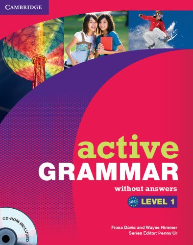 Active Grammar 1 without Answers and CD-ROM (Active Grammar Without Answers)