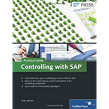 Controlling with SAP - Practical Guide: SAP CO by Janet Salmon (2011-07-28)