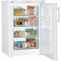 Liebherr GP 1376 Premium freestanding Upright 104L A++ White - freezers (Freestanding, Upright, White, Right, LCD, 104 L)