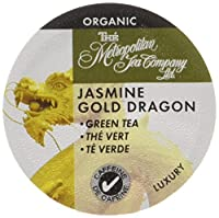Organic Jasmine Gold Dragon Tea K-Cups - 24 count