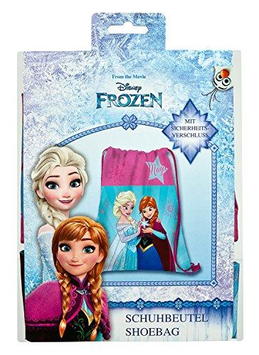 Schuhbeutel, Disney Frozen, ca. 40 x 32 cm