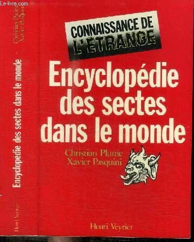 Encyclopédie des sectes dans le monde