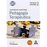 Cuerpo de Maestros Pedagogía Terapéutica.: Temario II. Pedagogía Terapéutica. Cuerpo De Maestros: 2 (Maestros 2015)