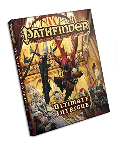 Pathfinder Roleplaying Game: Ultimate Intrigue (Game Roleplaying Pathfinder)