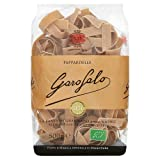 Garofalo Organic Whole Wheat Pappardelle Dry Pasta, 500g