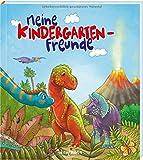 Meine Kindergarten-Freunde: Dinosaurier (Freundebuch für den Kindergarten / Meine Kindergarten-Freunde für Mädchen und Jungen)