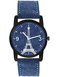 Relish Analogue Denim Dial Watches For Girls & Women Re-L094Db