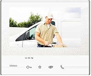 'BTICINO videoporteros 344622–BT-M. Libres Mem. C3002H 7clair