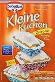 Dr. Oetker Kleine Kuchen Zitrone, 290 g