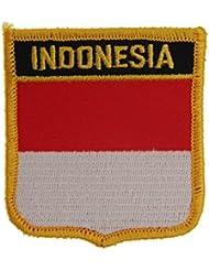 Yantec wappenpatch indonésie écusson