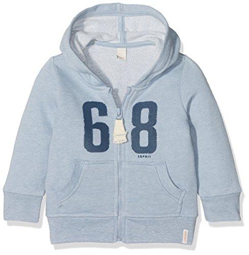 ESPRIT KIDS Baby-Jungen Strickjacke RL1704213, Blau (Light Heather Blue 406), 74 Preisvergleich