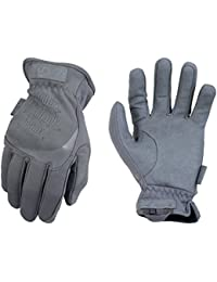 Mechanix Wear - FastFit Wolf Grey Gants (X-Large, Gris)