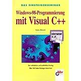 Windows-98-Programmierung mit Visual C++