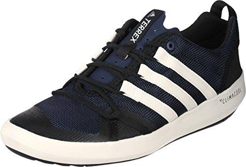 Adidas Terrex Cc Boat, Zapatillas de Running para Asfalto para Hombre, Azul (Maruni/Blatiz/Negbas), 50 EU