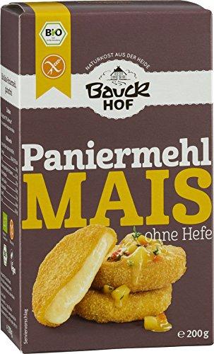 Bauckhof Mais - Paniermehl (200 g) Bio