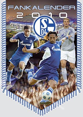 FC Schalke 04 2010. Bannerkalender