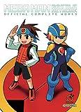 Mega Man Battle Network - Official Complete Works Hardcover