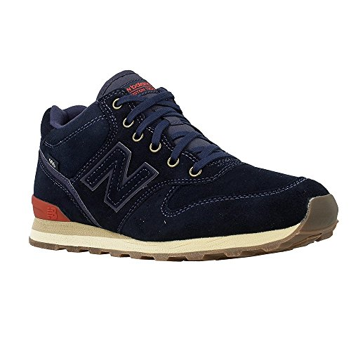 New Balance - WH996 - WH996SN - Couleur: Bleu marine-Rouge - Pointure: 37.5