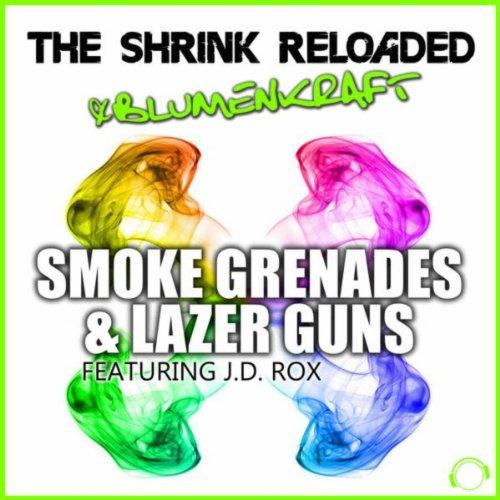 Smoke Grenades & Lazer Guns