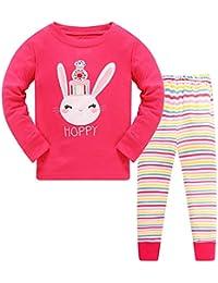 Pijama niñas Invierno-Pijama para niñas-Pijamas de Gato para niñas-Manga Larga