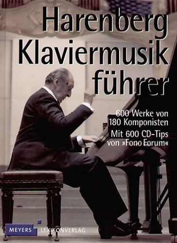 Harenberg Harenberg Kulturführer Klaviermusik