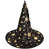 Best Adult Halloween Costumes - Segolike Wizard's Hat Witch's Halloween Fancy Dress Costume Review