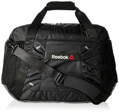 Reebok  Sporttasche Hold Duffel Bag Small, schwarz, 70 x 50 x 10 cm, 0.4 Liter, AJ6695