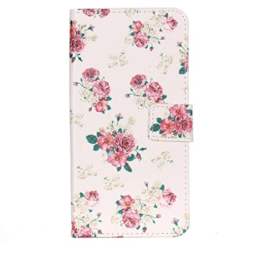 Hülle für iPhone 7 plus , Schutzhülle Für iPhone 7 Plus Lotus Pattern Horizontale Flip Leder Tasche mit Halter & Card Slots & Wallet ,hülle für iPhone 7 plus , case for iphone 7 plus ( SKU : IP7P0161C IP7P0161V