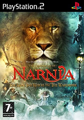 The Chronicles of Narnia - The Lion The Witch & The Wardrobe (PS2)