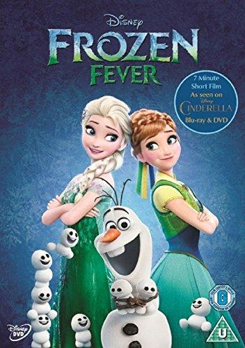 Frozen Fever [Edizione: Paesi Bassi] [Italia] [DVD]