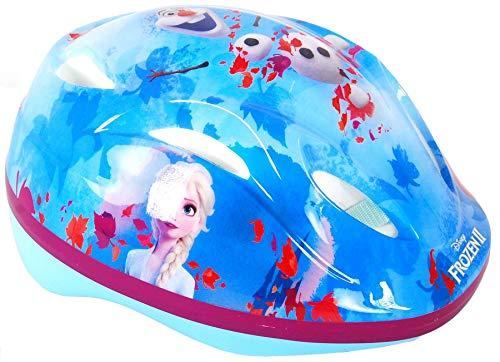 Disney Fahrradhelm Kinderhelm Kinder Fahrrad Rad Schutzhelm Helm Kinderfahrradhelm Frozen die Eiskönigin VOLARE