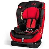 Babyauto 8436015309524 Siège Enfant Winy, Rouge/Noir, 0 à 25 kg/0 Mois à 6 Année (E13/ECE R44/04)