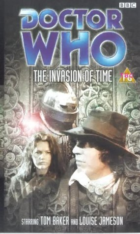 doctor-who-the-invasion-of-time-vhs