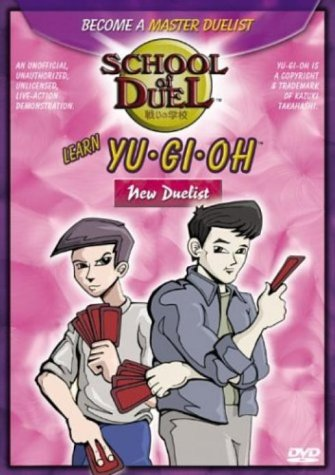 School Of Duel - Learn Yu Gi Oh - New Duelist