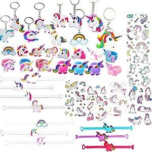 41 Pcs Unicornio Cumpleaños Unicornio