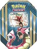 Pokemon 25830 - Tin 56 Garados, blau, Deutsch