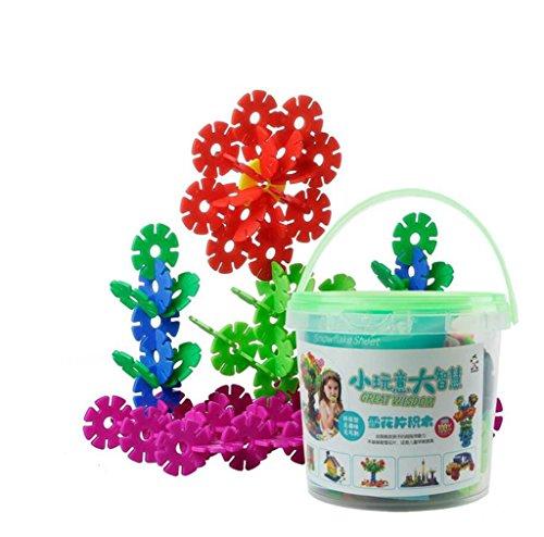 HJXJXJX Hochwertige, ungiftige und geschmacklose Plastikkinderpuzzlespielsachen
