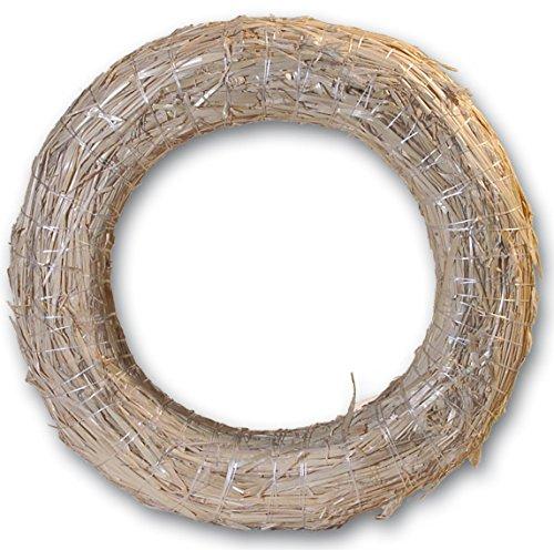 Strohkranz, 25 x 4 cm