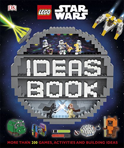 Lego Star Wars Ideas Book (Dk Lego Star Wars) por Vv.Aa