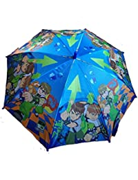 Umbrella For Kids AUTOMATIC Fancy Cartoon Design New Collection Assorted Attractive Colours