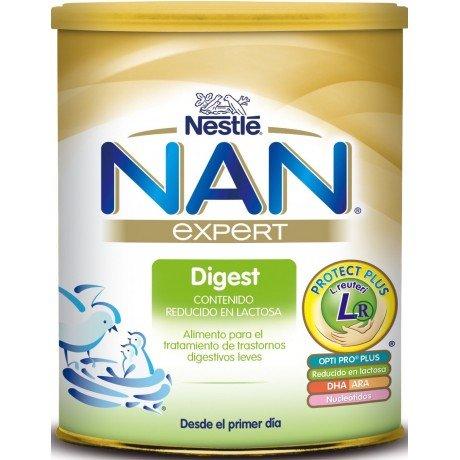 Nestlé - Leche NAN Expert Digest Nestlé 800 gr 0m+