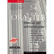 Oracle8 Manual Del Administrador
